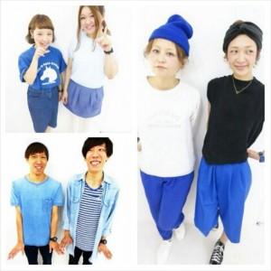 Blue☆☆