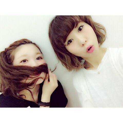 お客様ヘアスタイル☆〜デザインカラー編〜