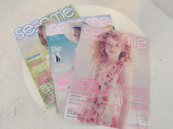 """""""sesame""""キッズ撮影☺︎"""