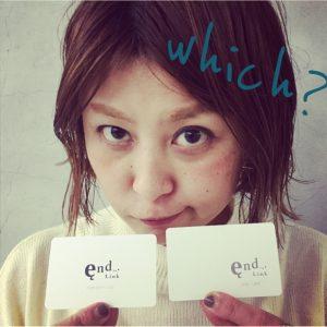 みなさん、どちらのカードをお持ちですか???