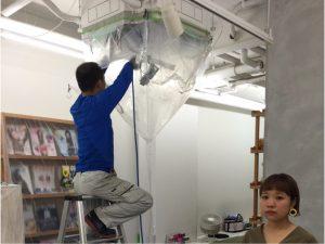 驚愕!閲覧注意!!!美容室のエアコン清掃