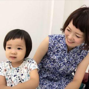 ママコスタイル☆大事なお子さんとの想い出に残るヘアスタイルにしませんか???