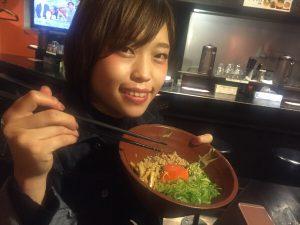 堀江のおいしい担々麺のお店。