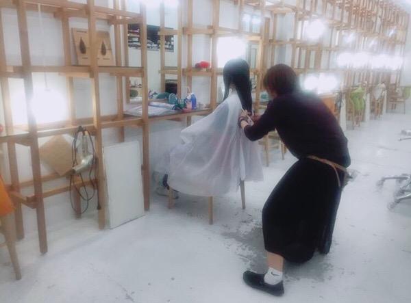ドキドキの撮影会☆