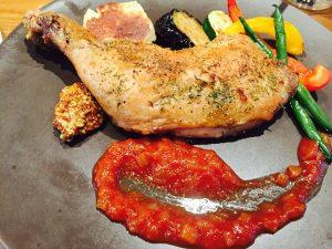 氏木的充実した1日〜堀江の美味しいご飯と共に〜