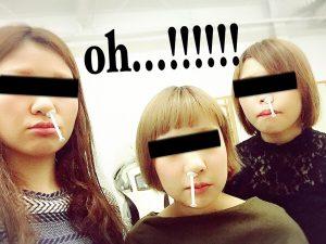 新時代★鼻毛脱毛がやってきた!!