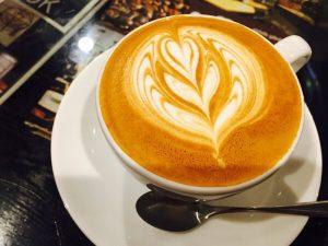 朝活!清掃活動!と、コーヒーの美味しいお店☆