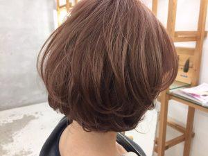 ピンクMIXで作る春のヘアカラー♡