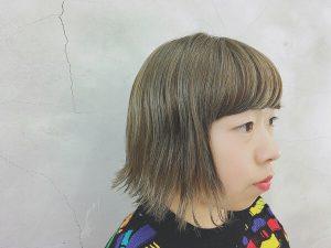 春先駆けカラー♡とお手入れ話!!