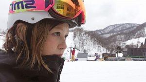 スノーボードの時はどんな髪型がかわいいの?実践編