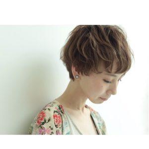 白澤オススメの女性の春ショート♡