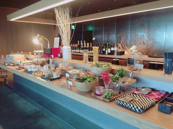 種類豊富な野菜がいっぱいあるサラダビュッフェが心斎橋OPAで食べれちゃいます!!