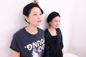 夏でも人気のブラックコーデ!!